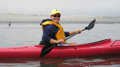Central Coast Outdoors Kayak Trips