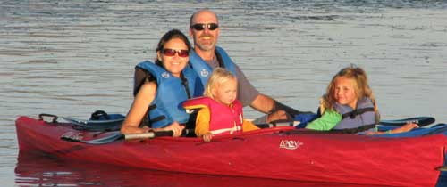 Central Coast Outdoors Family Trips